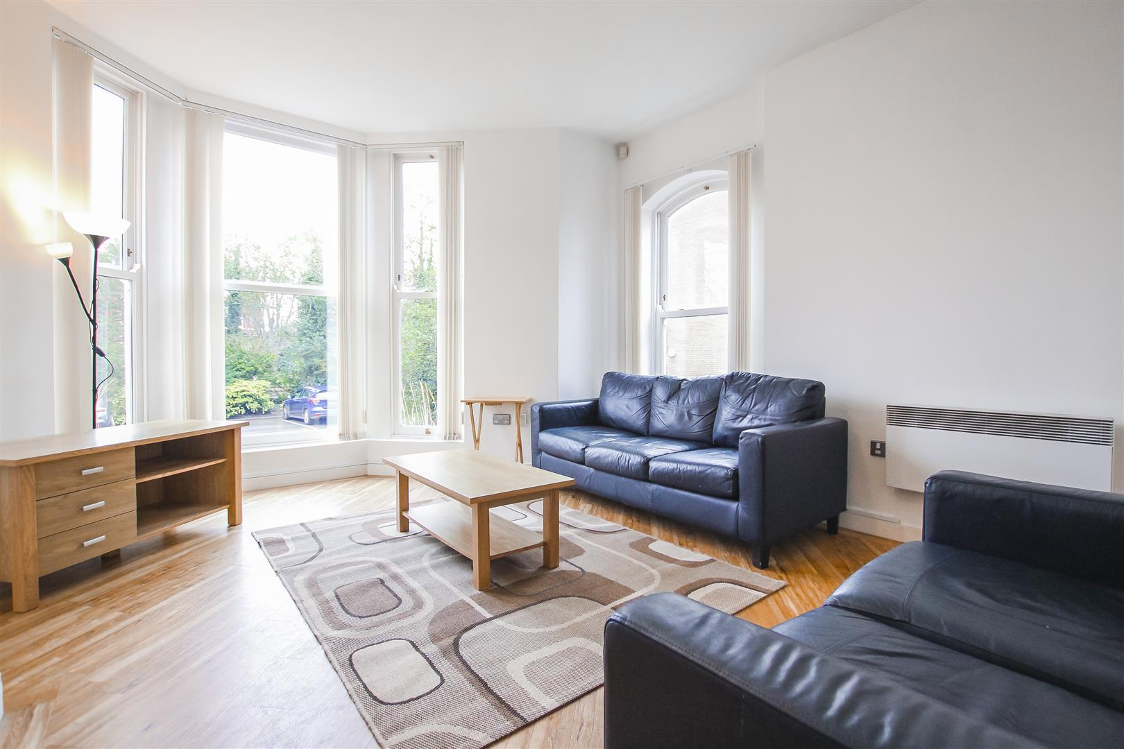 2 Bedroom Apartment For Sale - Living Room